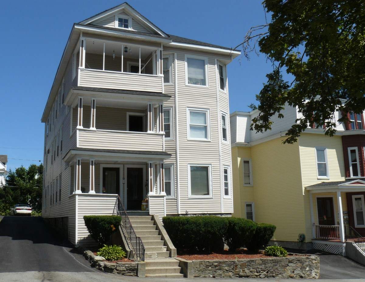 12 Loudon Street Maxmia Properties Worcester Ma Student