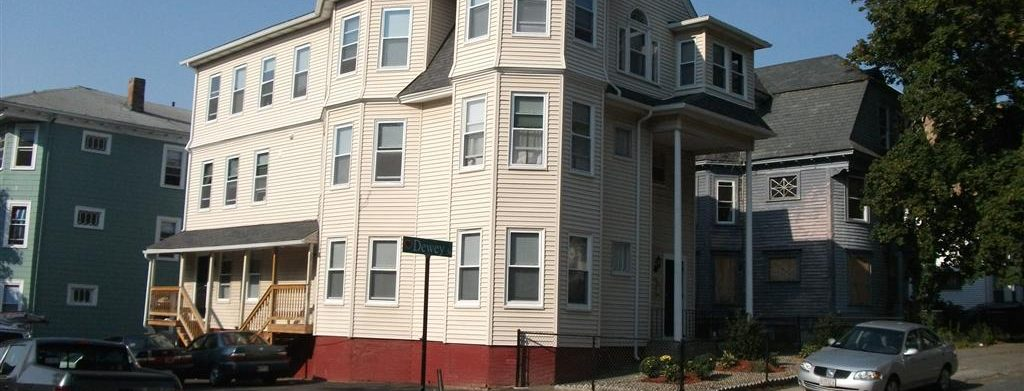 Apartments at 225 Dewey Street, Worcester MA