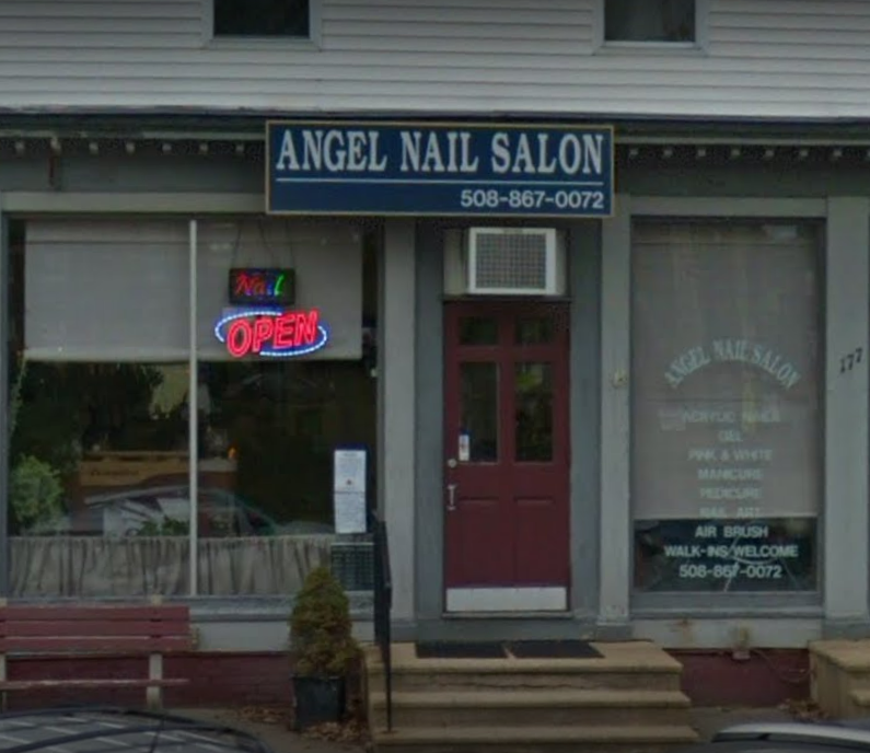 Angel Nail Salon & Spa